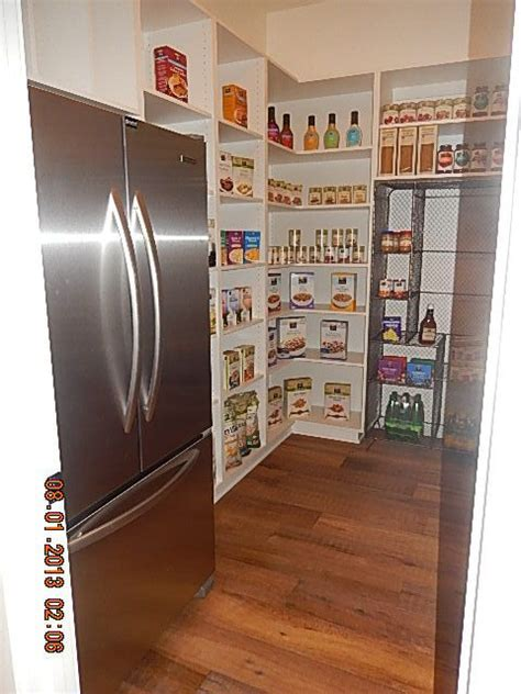 Fridge In Pantry by Refrigerator In The Pantry Basement