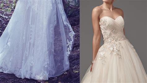 wedding dress fabric guide love maggie love maggie