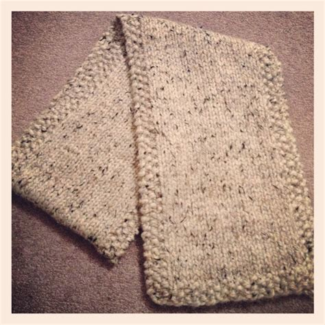 knitting moss stitch scarf the world s catalog of ideas