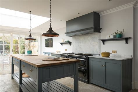 Kitchen Work Islands the hampton court kitchen devol kitchens