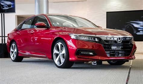 2020 Honda Accord Interior by 2020 Honda Accord Exterior Release Date Interior Engine