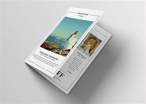 23 online brochure templates free word design formats