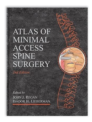 atlas of image guided spinal procedures 2e books orthopaedic surgery atlas of minimal access spine