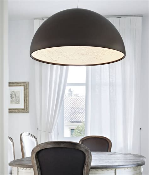 Skygarden Pendant Light Skygarden Pendant By Flos Five Colours And Two Sizes