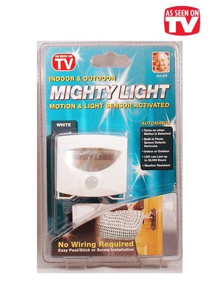 New Arrival Lu Sensor Mighty Light As Seen On Tv A230 Sse5 eh269 15794 mighty light montion end 12 4 2016 12 50 am