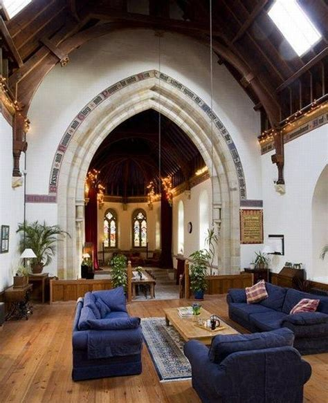 Church Converted To House | 4 churches turned into beautiful homes