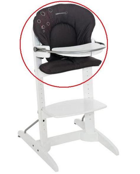 housse de chaise haute bebe housse de chaise woodline black les b 233 b 233 s du bonheur