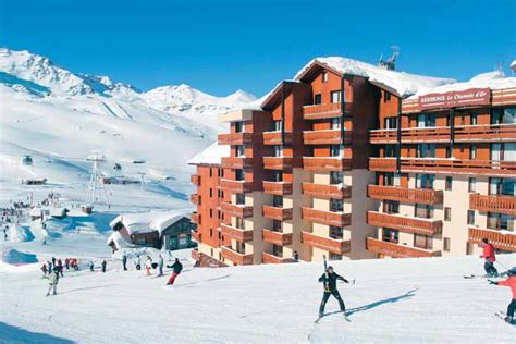 val thorens appartments i ski co uk le chamois d or apartments val thorens france