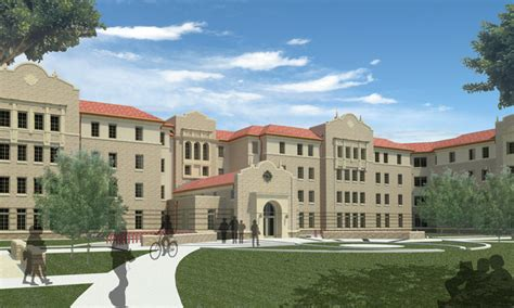 ttu housing texas tech breaks ground on student housing complex august 2013 texas tech today