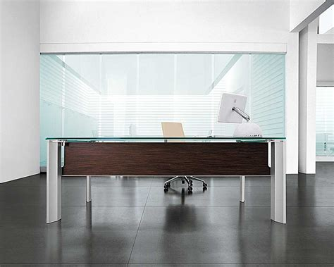 contemporary executive desks home office modern