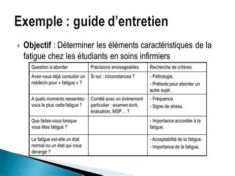 Grille D Entretien Semi Directif Exemple by Entretien Semi Directif Exemple Steadlane Club