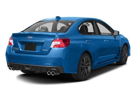 2016 subaru wrx premium specs 2016 subaru wrx sedan 4d premium awd turbo prices values