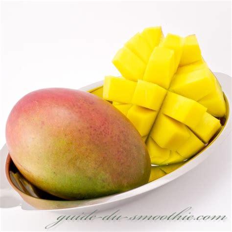 Vitamin Orange Cair aliments pour smoothies la mangue