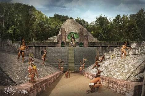 imagenes de los mayas jugando pelota todo lo que debes saber sobre el pok ta pok el juego maya