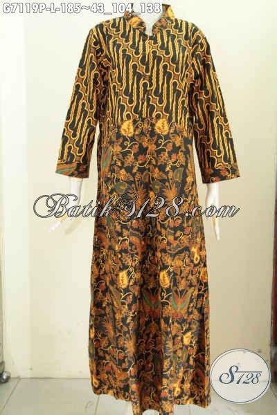 Harga Baju Kerja Ibu Berjilbab by Model Baju Kerja Batik Wanita Berjilbab Gamis Batik Nan