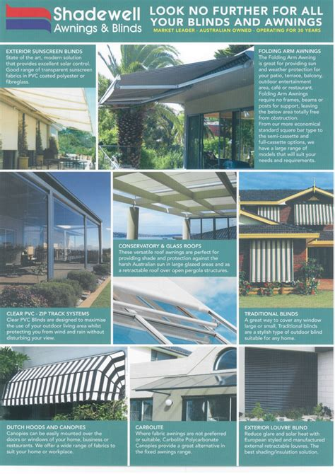 shadewell awnings shadewell awnings 28 images specialty blinds and