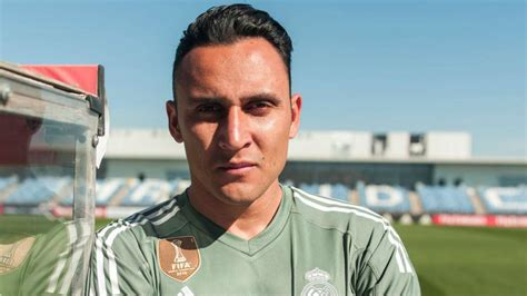 keylor navas is the best option for real madrid in goal