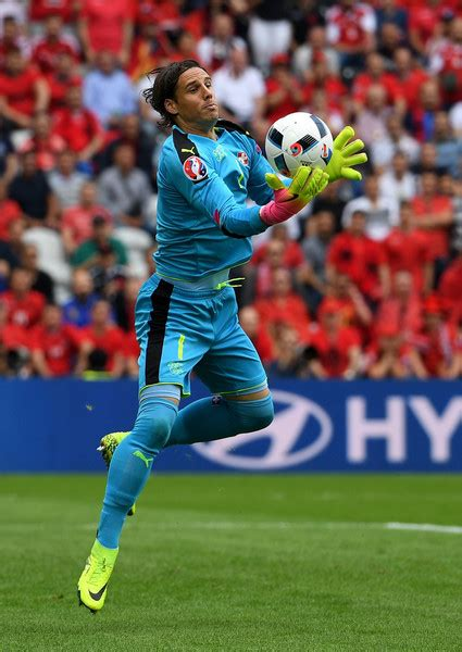 yann sommer photos photos albania v switzerland