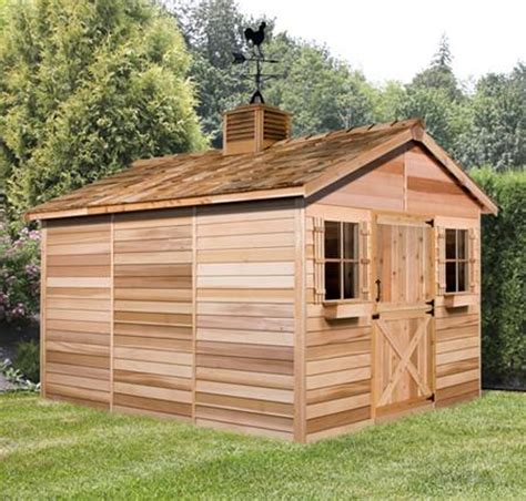 cedar house kits plans designs cedarshed usa