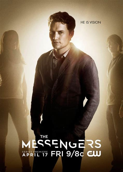 the messengers the cw new auditions for 2015 the messengers at sorozatjunkie