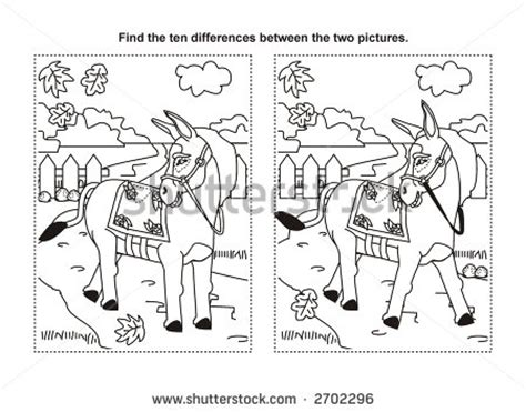 Between The Pages Black spot the difference stock images royalty free images