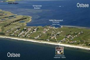 Small Cottage Plan Isle Of Hiddensee Self Catering Apartments Baltic