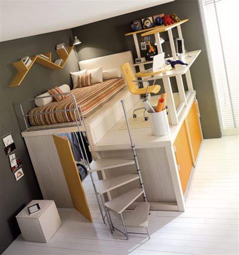 cool beds for boys 7 modern kids loft boys bedrooms from timidey spa kidsomania