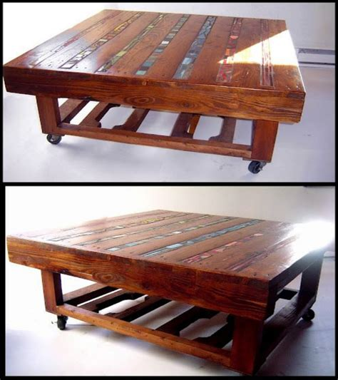 coffee table out of pallets coffee tables made out of pallets pallet ideas recycled