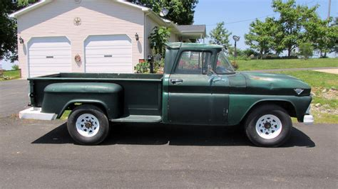 truck gmc bf exclusive 1962 gmc 3 4 ton stepside