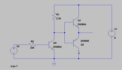 transistor npn als schalter transistor npn schalter 28 images npn transistor als wechsel schalter mikrocontroller net