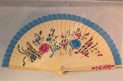 oriental fan wall hanging hand painted oriental bamboo silk hand folding fan wall