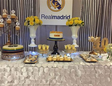 real madrid decorations