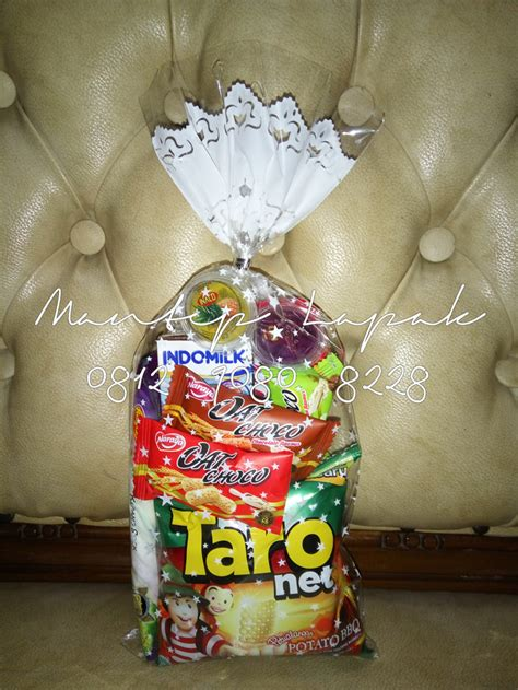 Bingkisan Ultah Paket 3 jual paket souvenir bingkisan snack ulang tahun anak mantep lapak