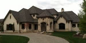Spanish Style House Plans With Interior Courtyard robert pederesen signature homes eagle idaho