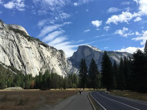 Yosemite Valley Floor Tour by A Up On Half Dome Picture Of Yosemite Valley