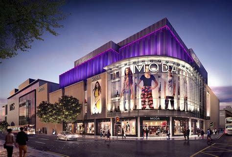 Retail Floor Plan 163 300m Buchanan Galleries Expansion Plan Unveiled