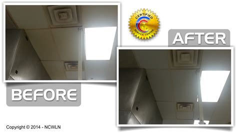 Ceiling Tile Cleaning by Ceiling Cleaning Services In Pittsburgh Pa Enviro