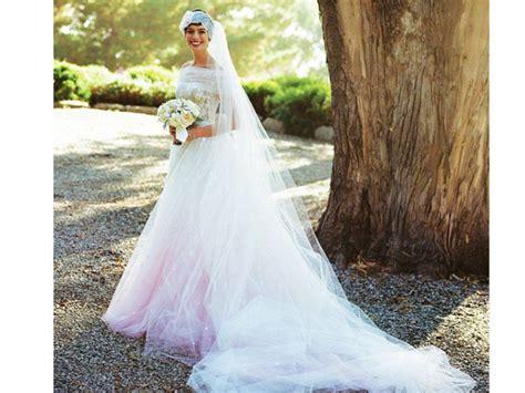 Anne Hathaway's Wedding Pictures   Arabia Weddings