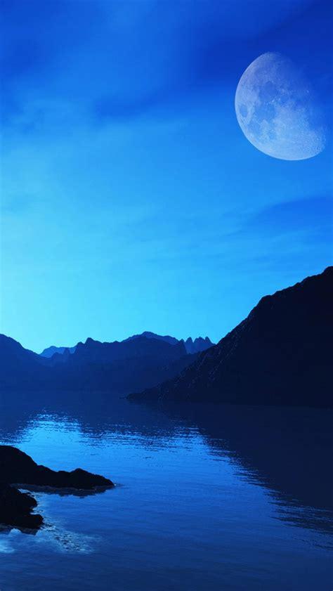 wallpaper blue landscape amazing blue landscape iphone 5 wallpaper download ipad