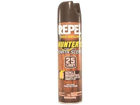 repel hunter s formula earth scent mosquito repellent