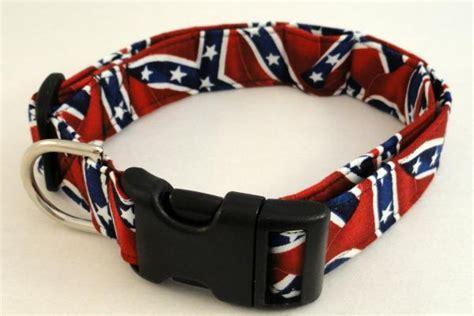 awesome collars collars awesome confederate rebel civil war flag collar 72jin