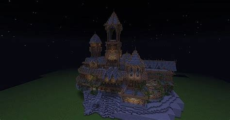 how to make a haunted house in minecraft beast maker manor haunted mansion minecraft project