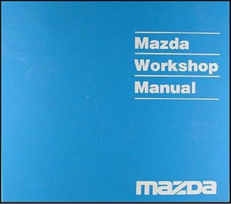 online service manuals 1990 mazda b series auto search