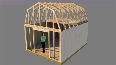Barn Shed Designs