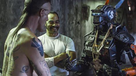 film robot chappie full movie chappie full hd bakgrund and bakgrund 2880x1620 id 598535