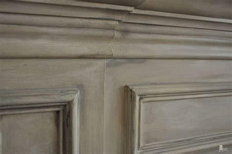 chalk paint mantle chalk paint fireplace mantel vintage charm restored