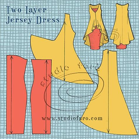 pattern maker new jersey jersey dresses all things and patterns on pinterest