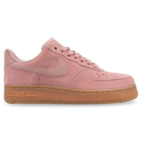 Nike Airforce One Putih Pink nike air 1 low se womens particle pink gum hype dc