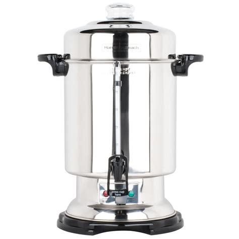 Coffee Urn hamilton d50065 60 cup 2 5 gallon stainless steel