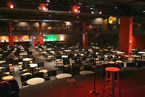 Comedy Clubs It S Comedy Central At Cobb S Comedy Club Citybuzz A
